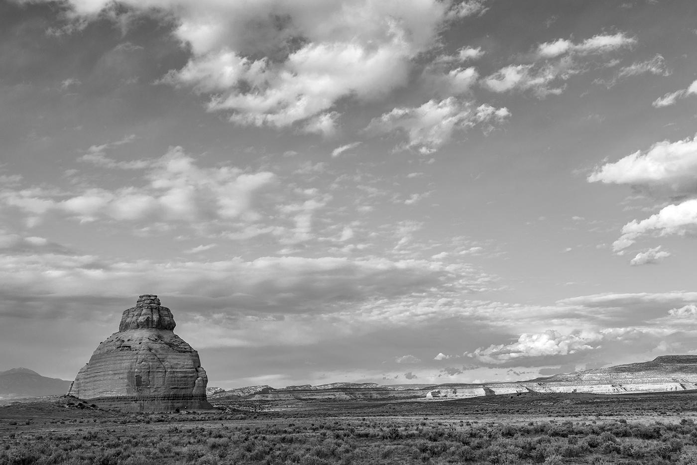 Church Rock, Route 191, Utah