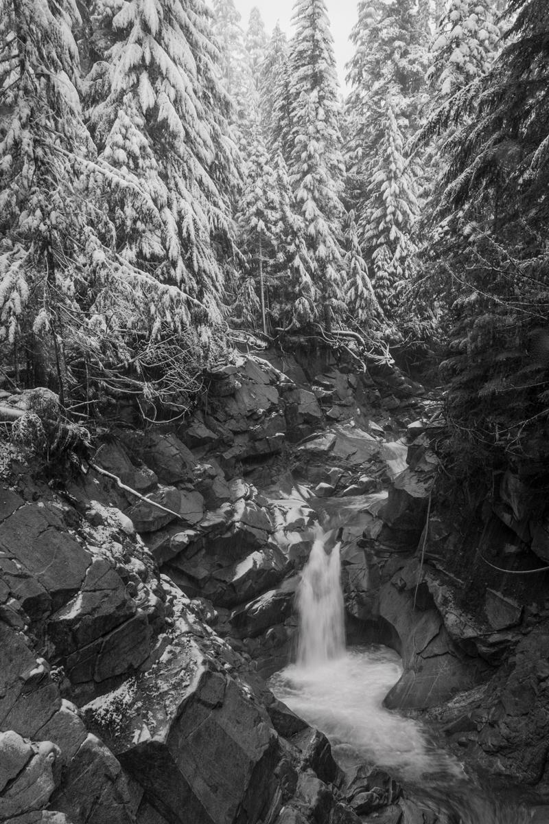 Christine Falls, Mt. Rainer