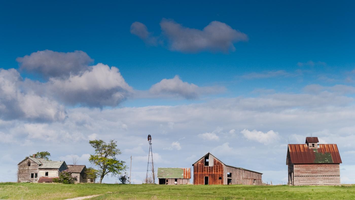 O'Dell farmstead