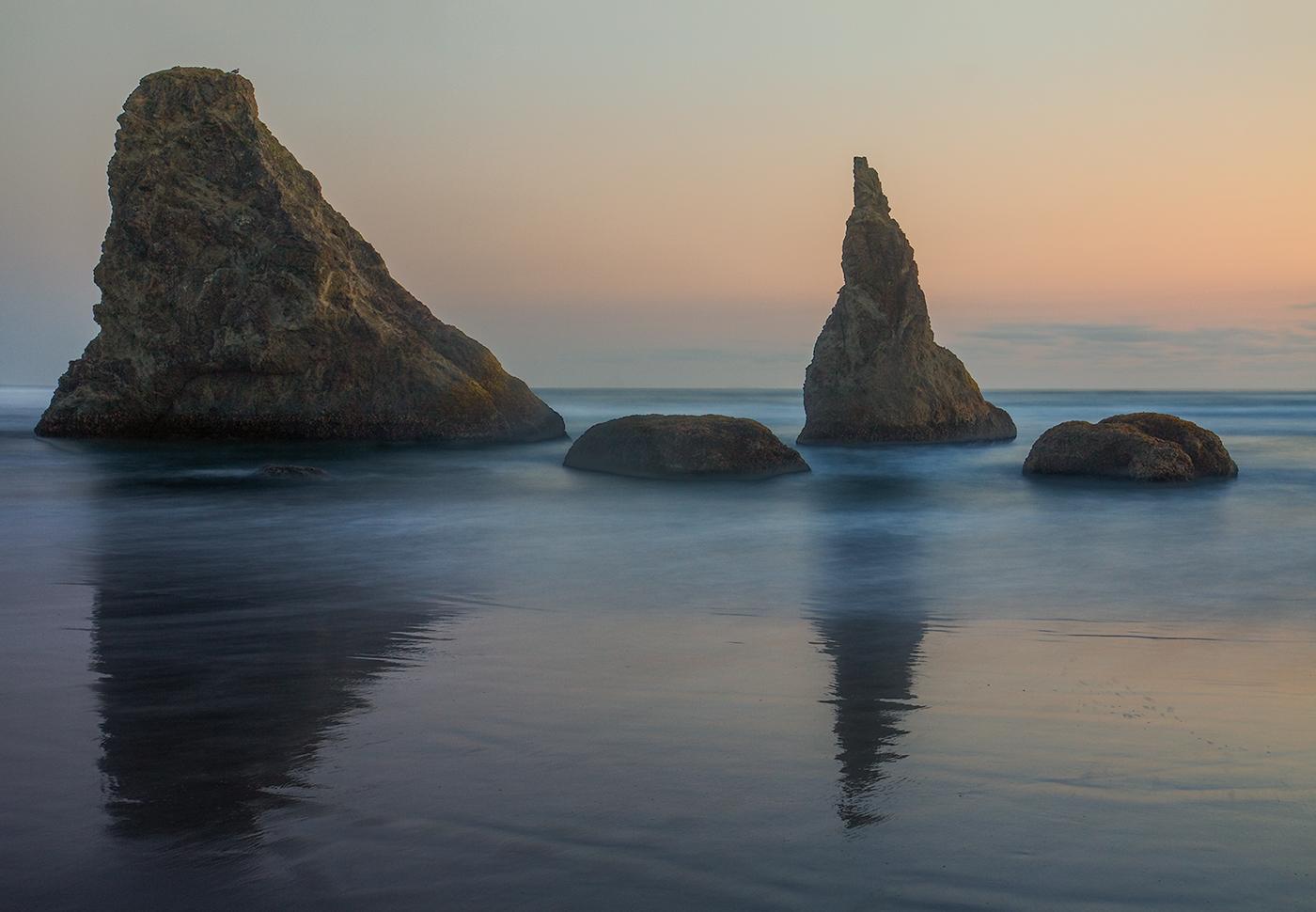Oregon dusk