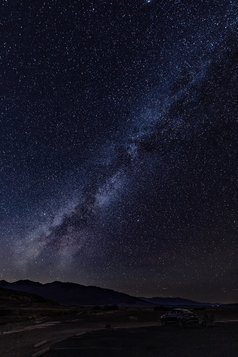 Milky Way, Death Valley National Park, California