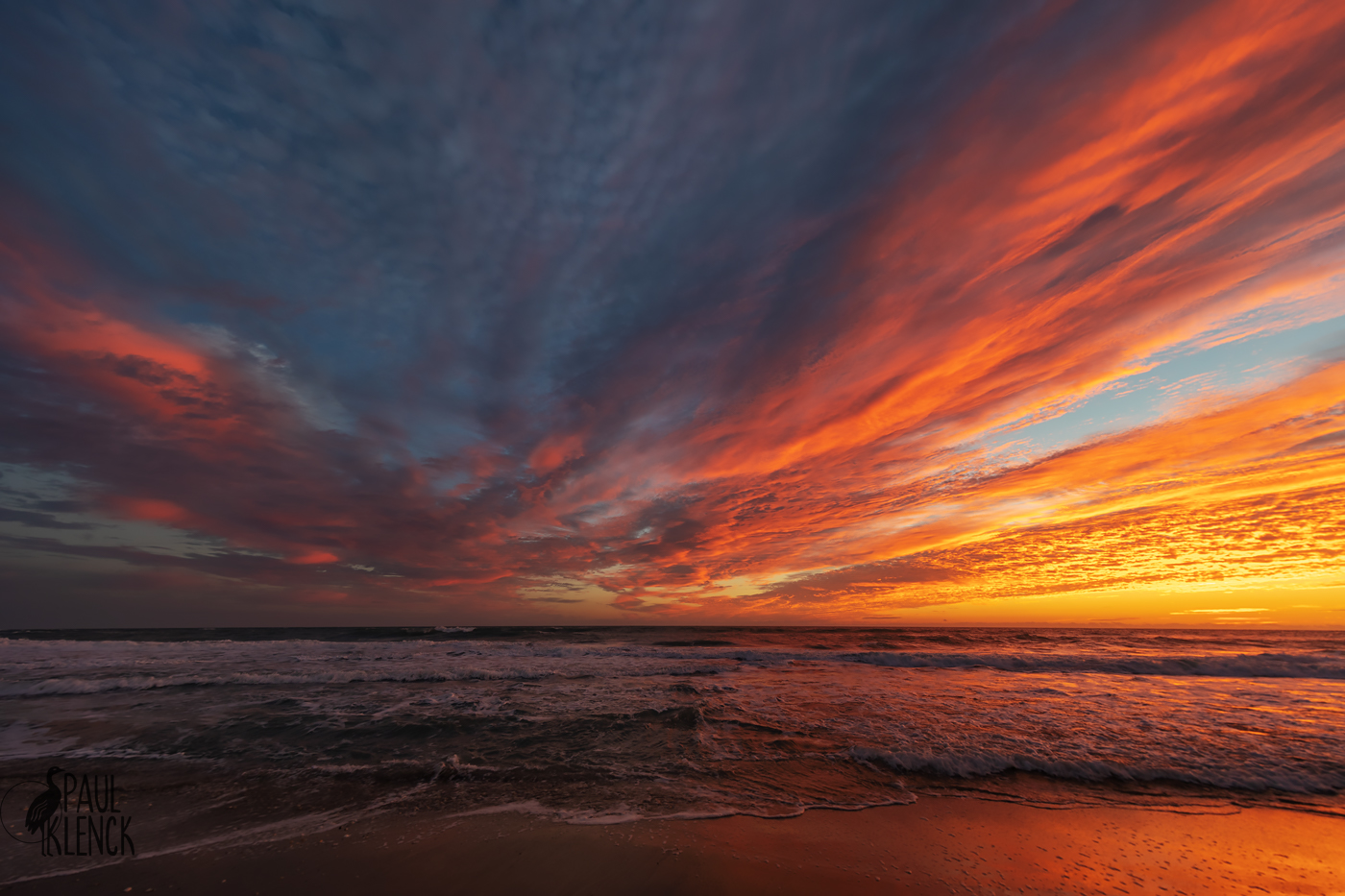 Dawn, Melbourne Beach, Florida