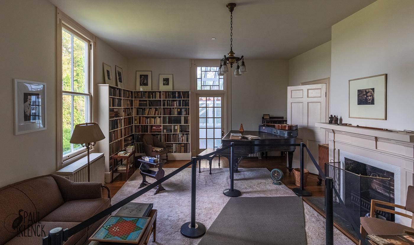 Carl Sandburg Home National Historic Site, Flat Rock, NC