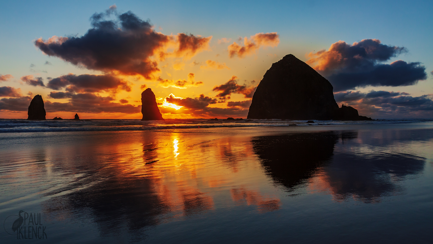 Haystack, Cannon Beach, Oregon