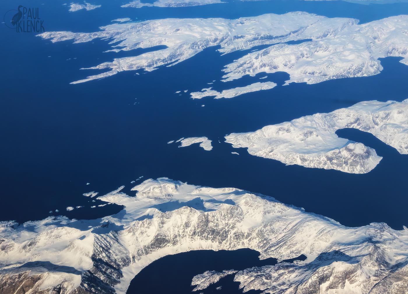 Lands end, east coast Greenland
