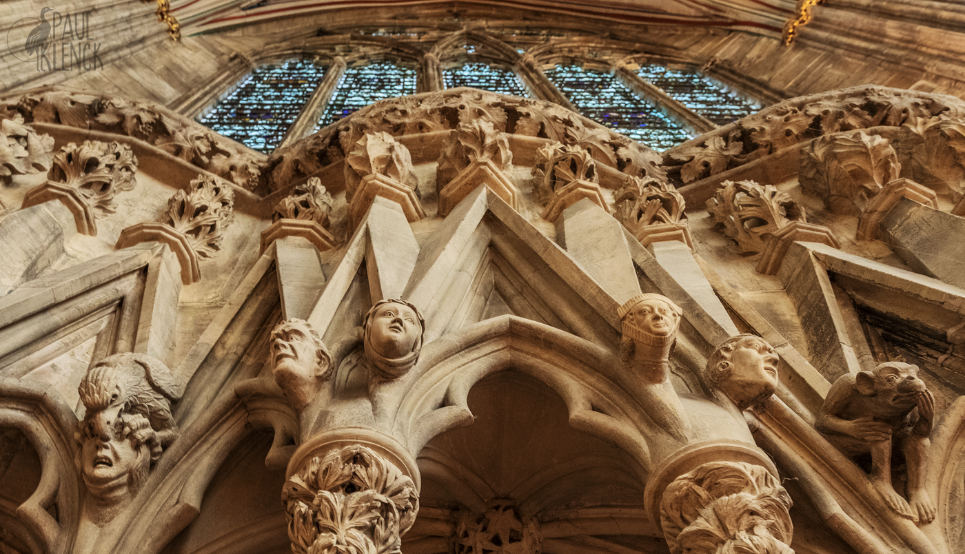Chapter House canopy