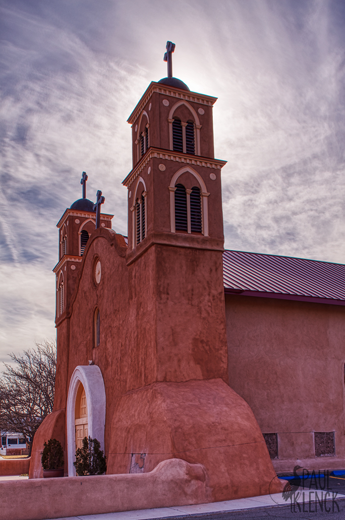 San Miguel Church, Socorro, New Mexico