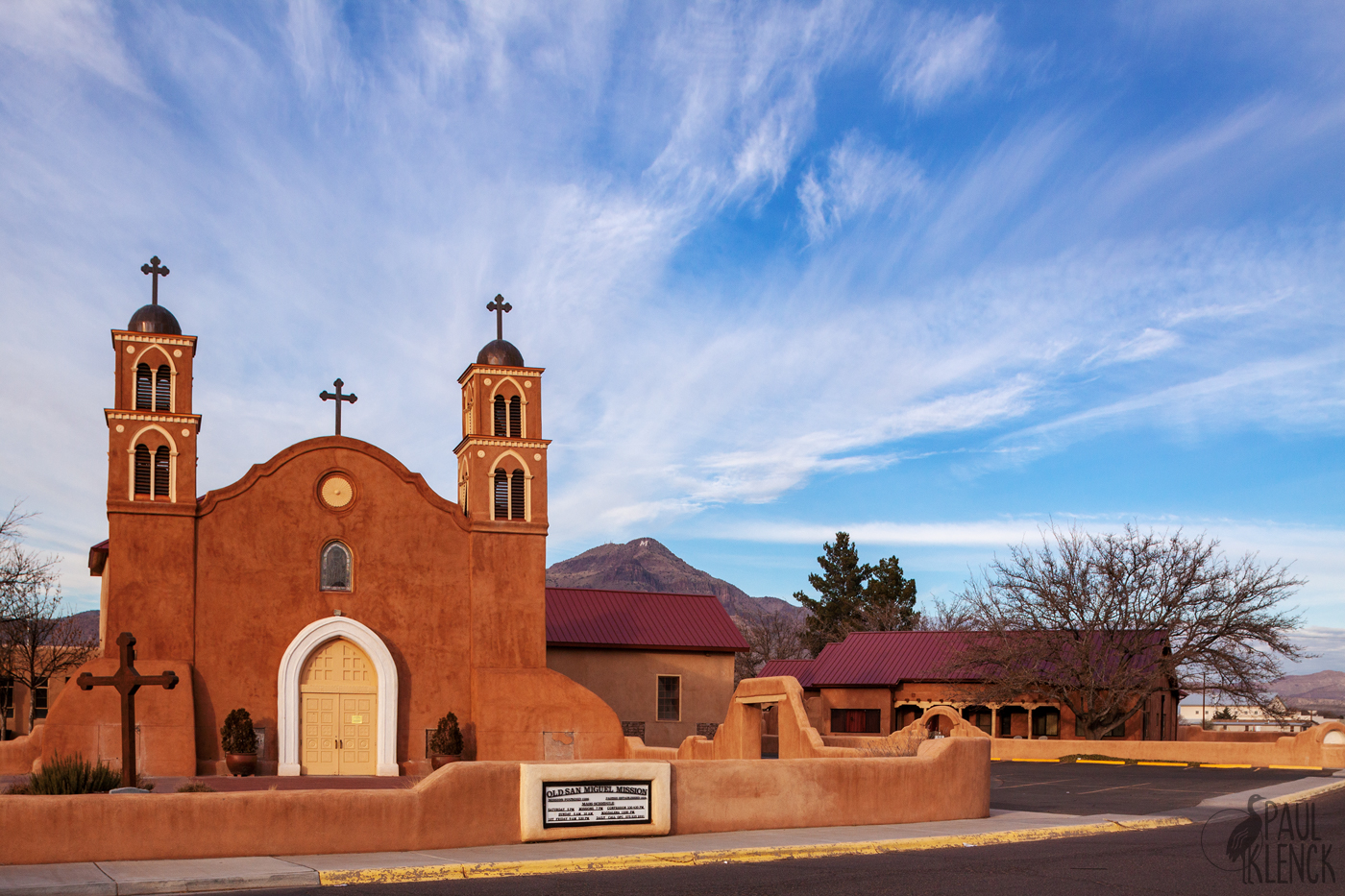 Old San Miguel Mission, Socorro