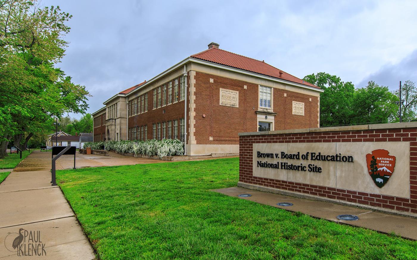 Monroe Elementary School, Topeka, Kansas