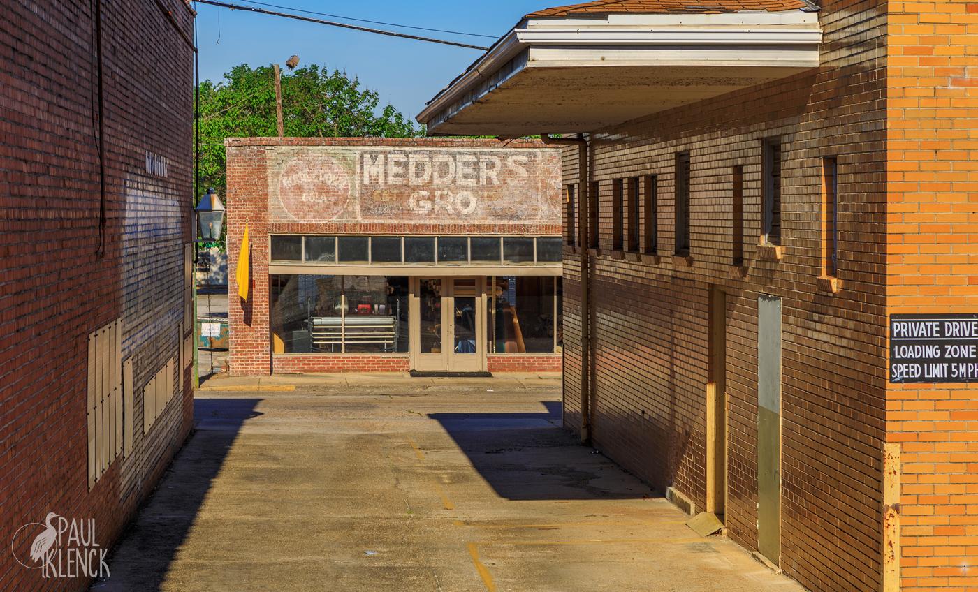 Greyhound depot, Anniston, AL