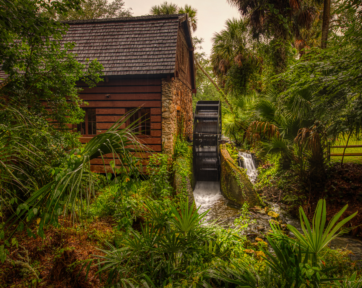 Juniper Springs Millhouse