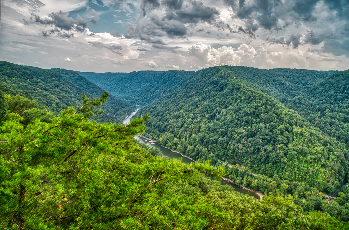 New River Gorge National River, West Virginia