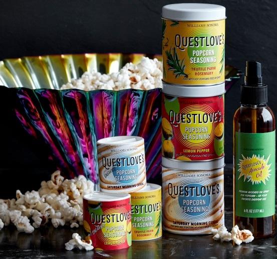 Questlove's Popcorn Seasoning
