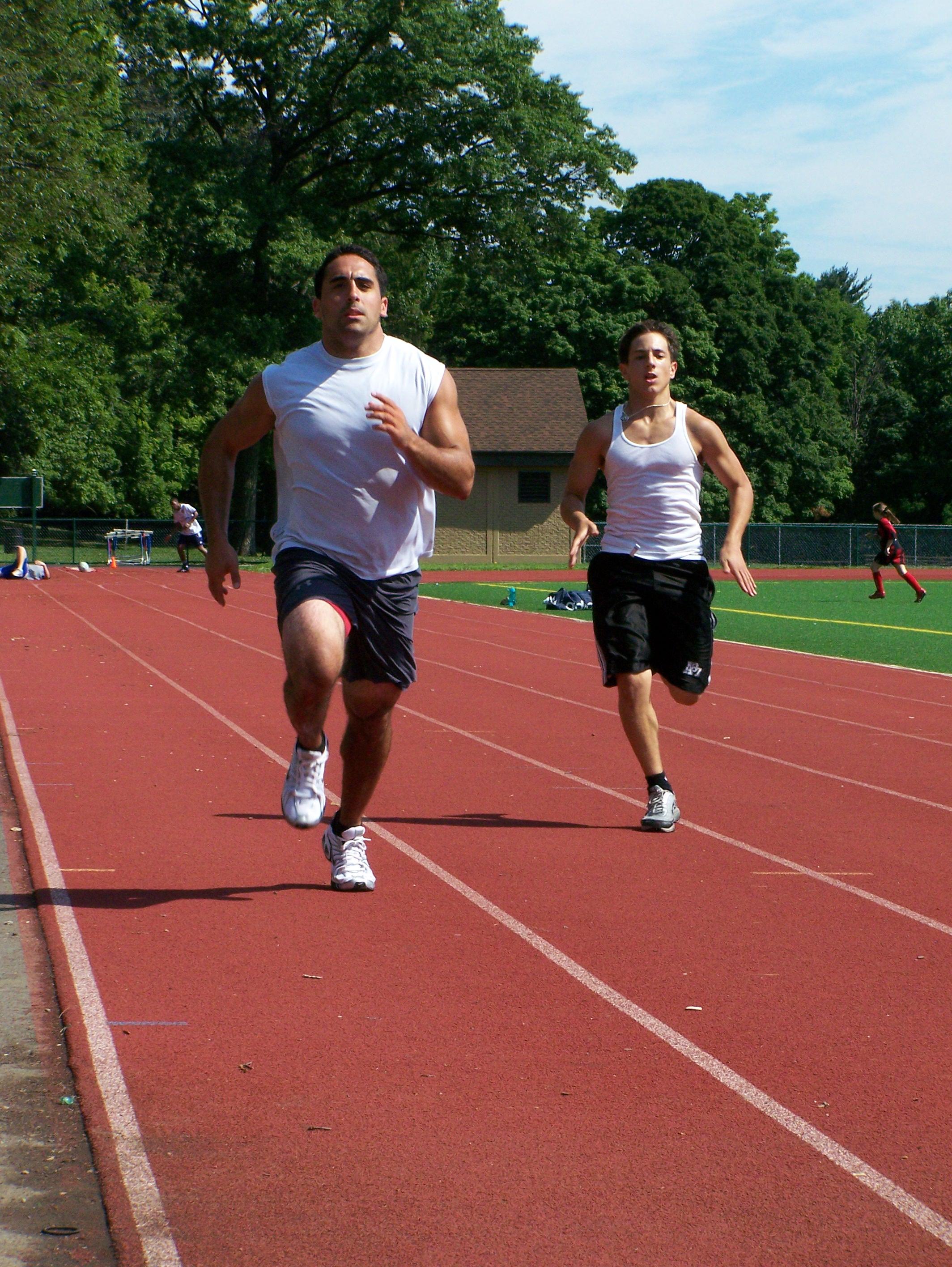 220 Yard Run