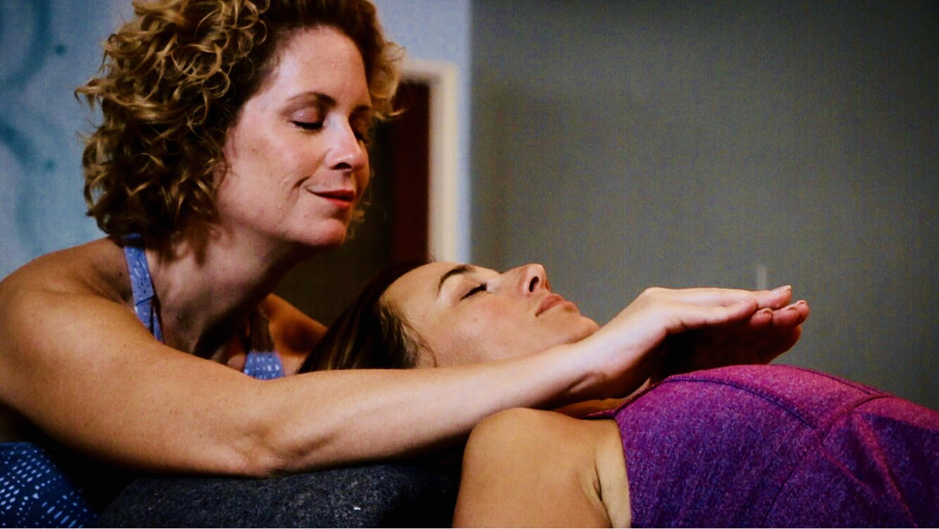 Reiki - with Tammy Minton-Gitter