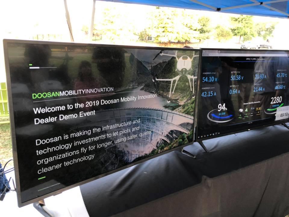 Doosan Mobility Innovation Demo Day 2019