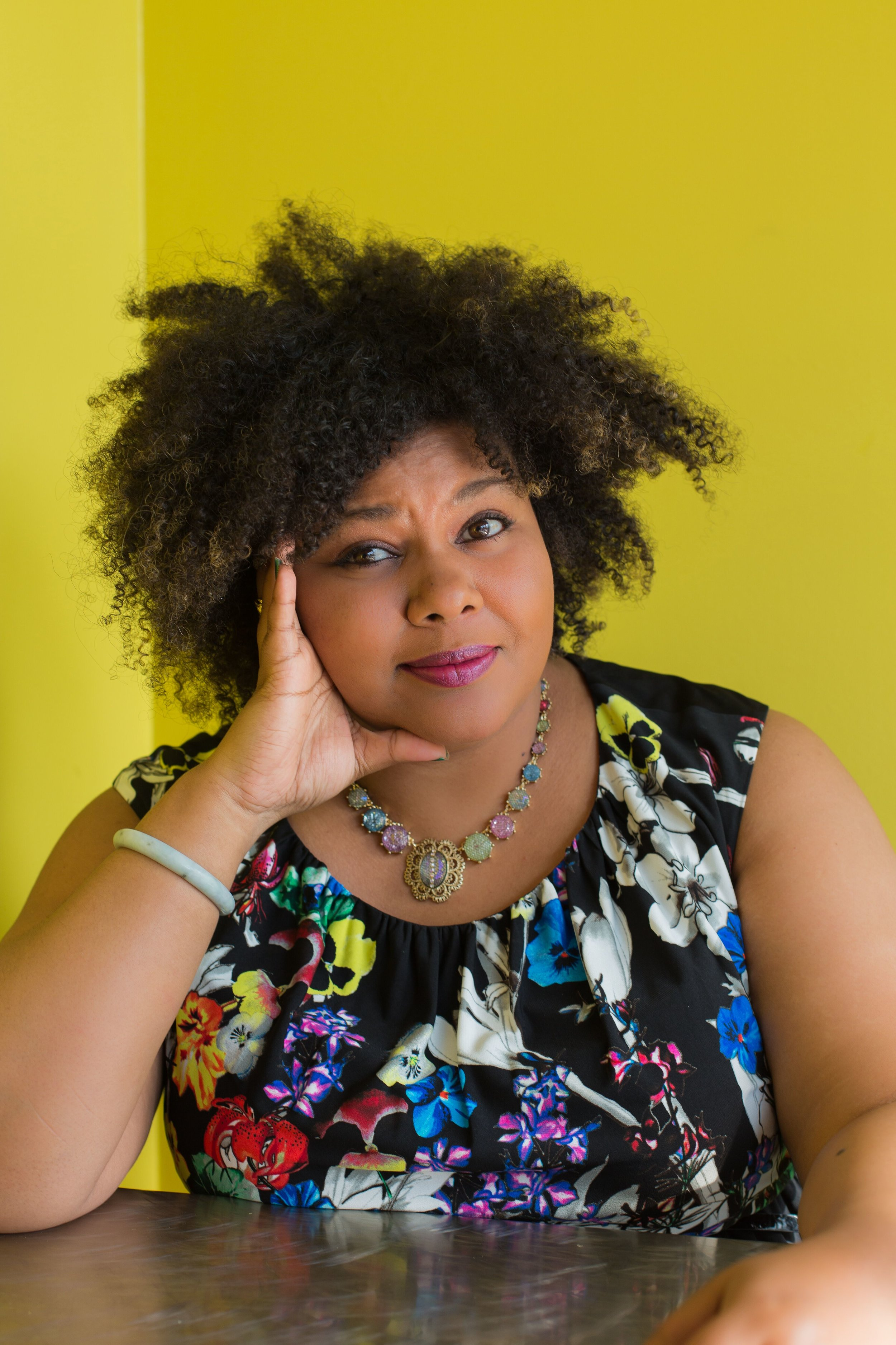 Conversation with Afrobella -
