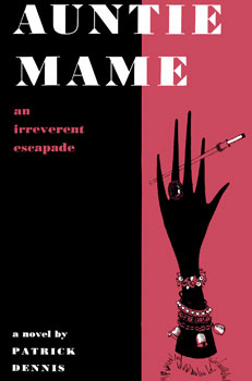 """""""Auntie Mame"""" First Edition. (1955)"""