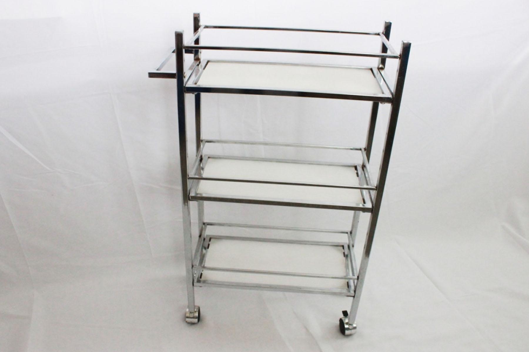 Andy Bar Cart - Scavenged Vintage