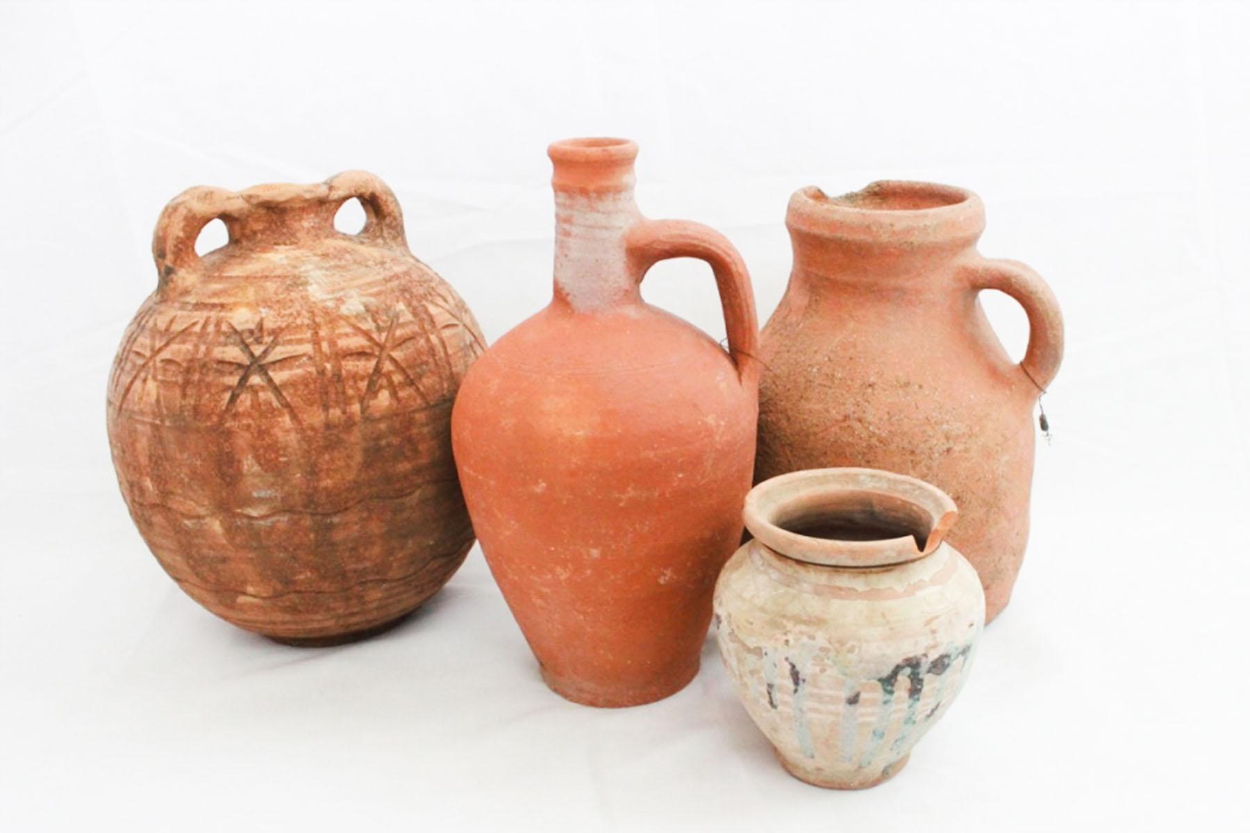 Turkish Pottery - Scavenged Vintage
