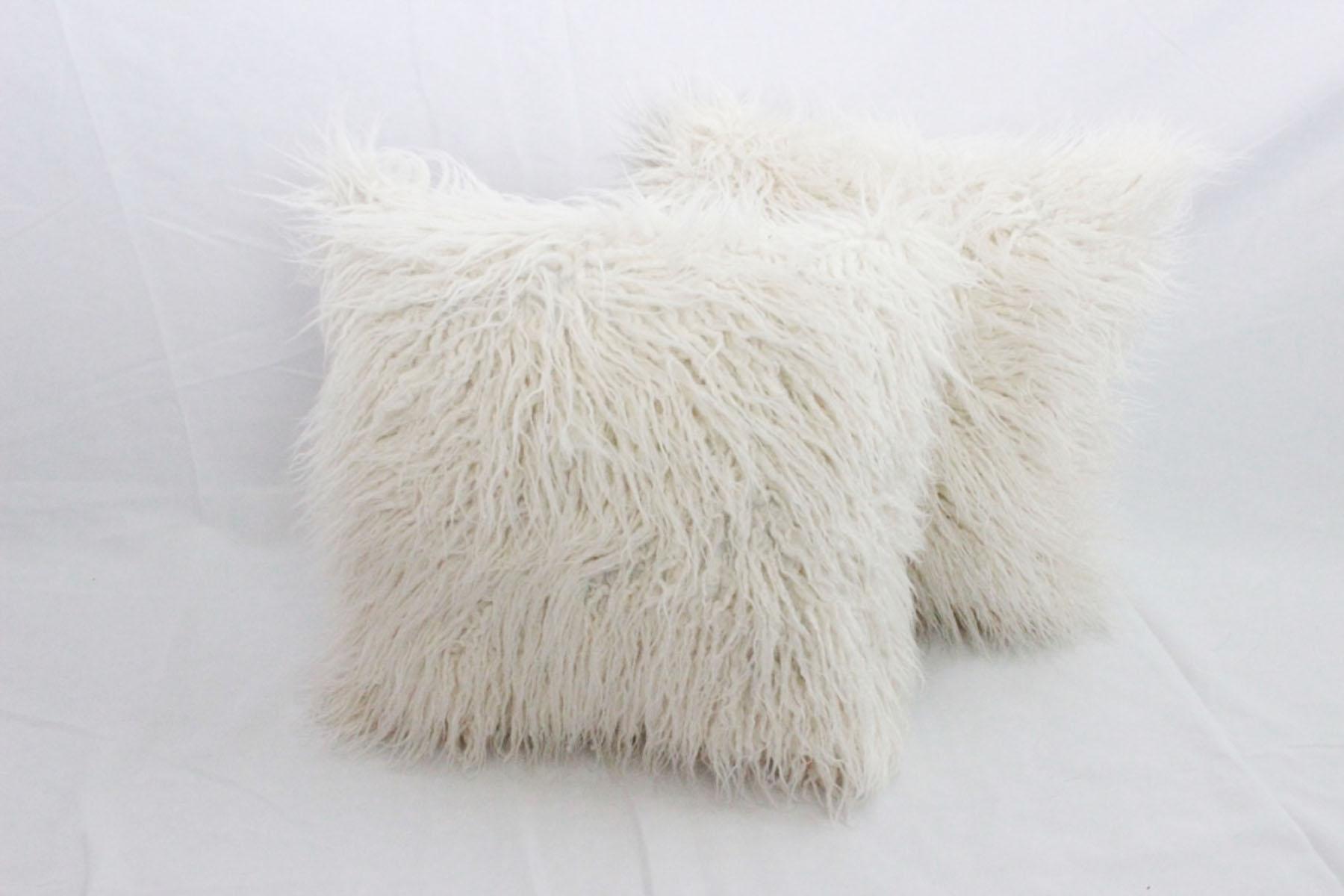 Mongolia Pillows - Scavenged Vintage