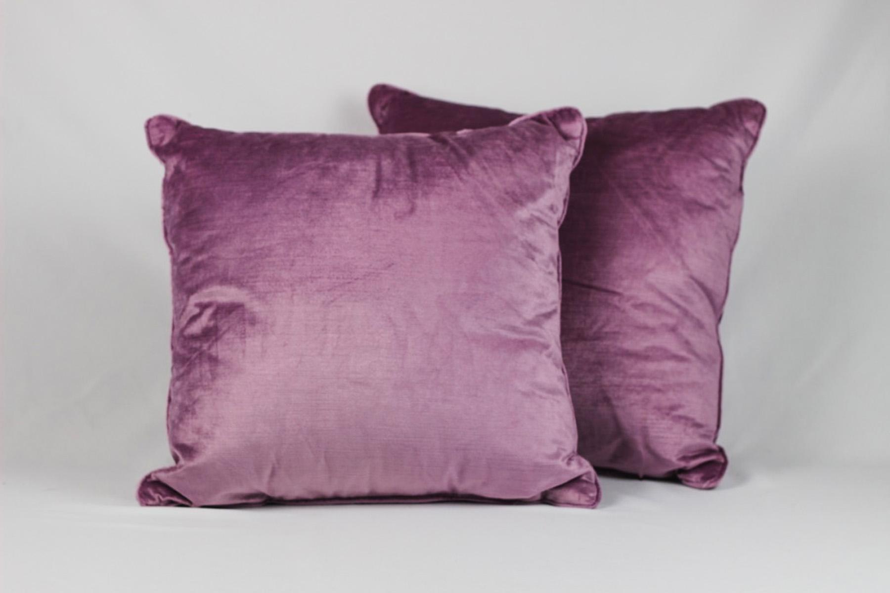 Orchid Velvet Pillows - Scavenged Vintage Rentals.jpg