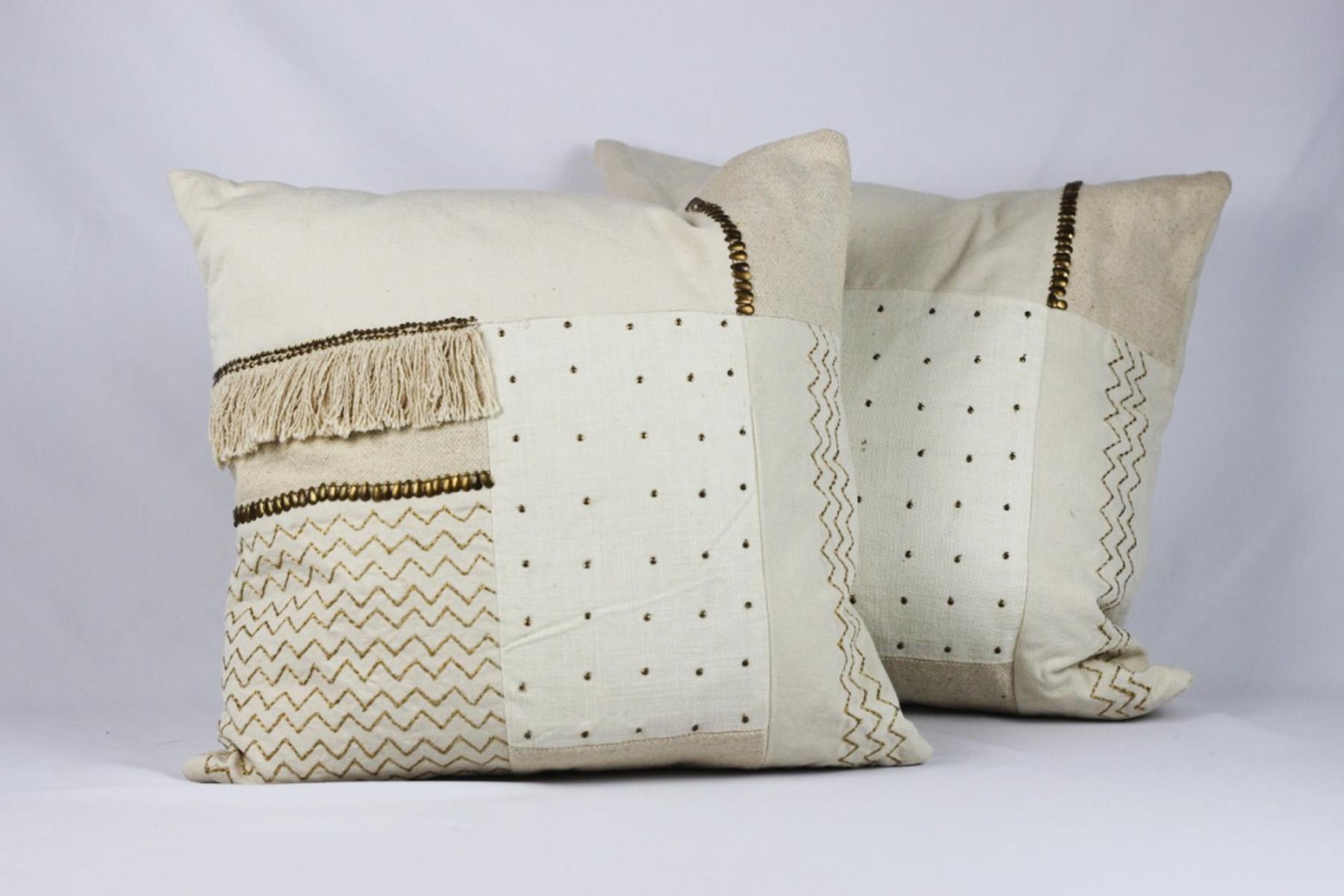 Marlowe Pillows - Scavenged Vintage Rentals