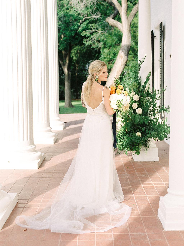 Modern Terracotta Wedding - Wedding Rentals Austin