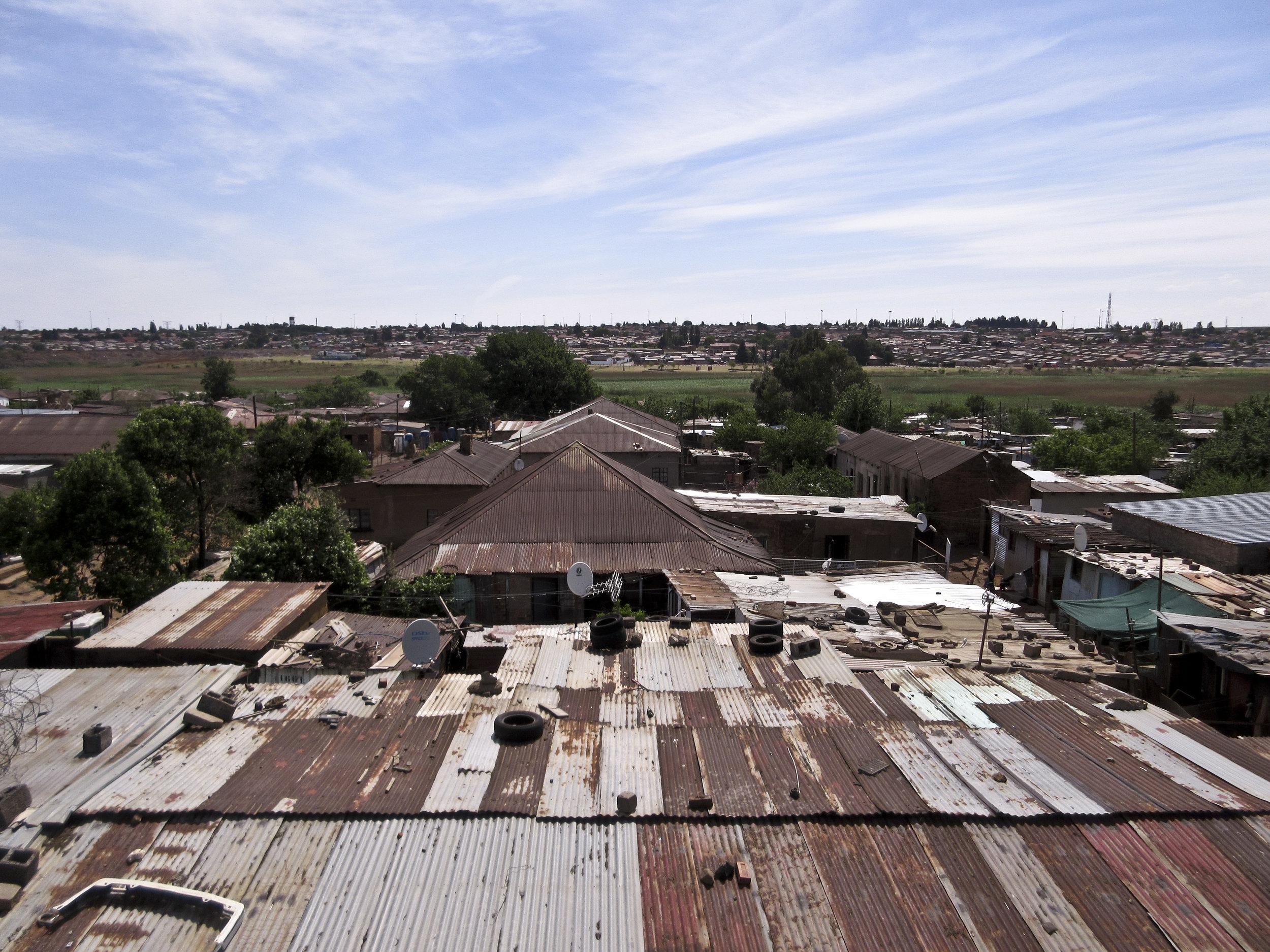 Soweto, Johannesburg, South Africa.
