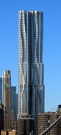 8 Spruce Street, Financial District Manhattan, New York.