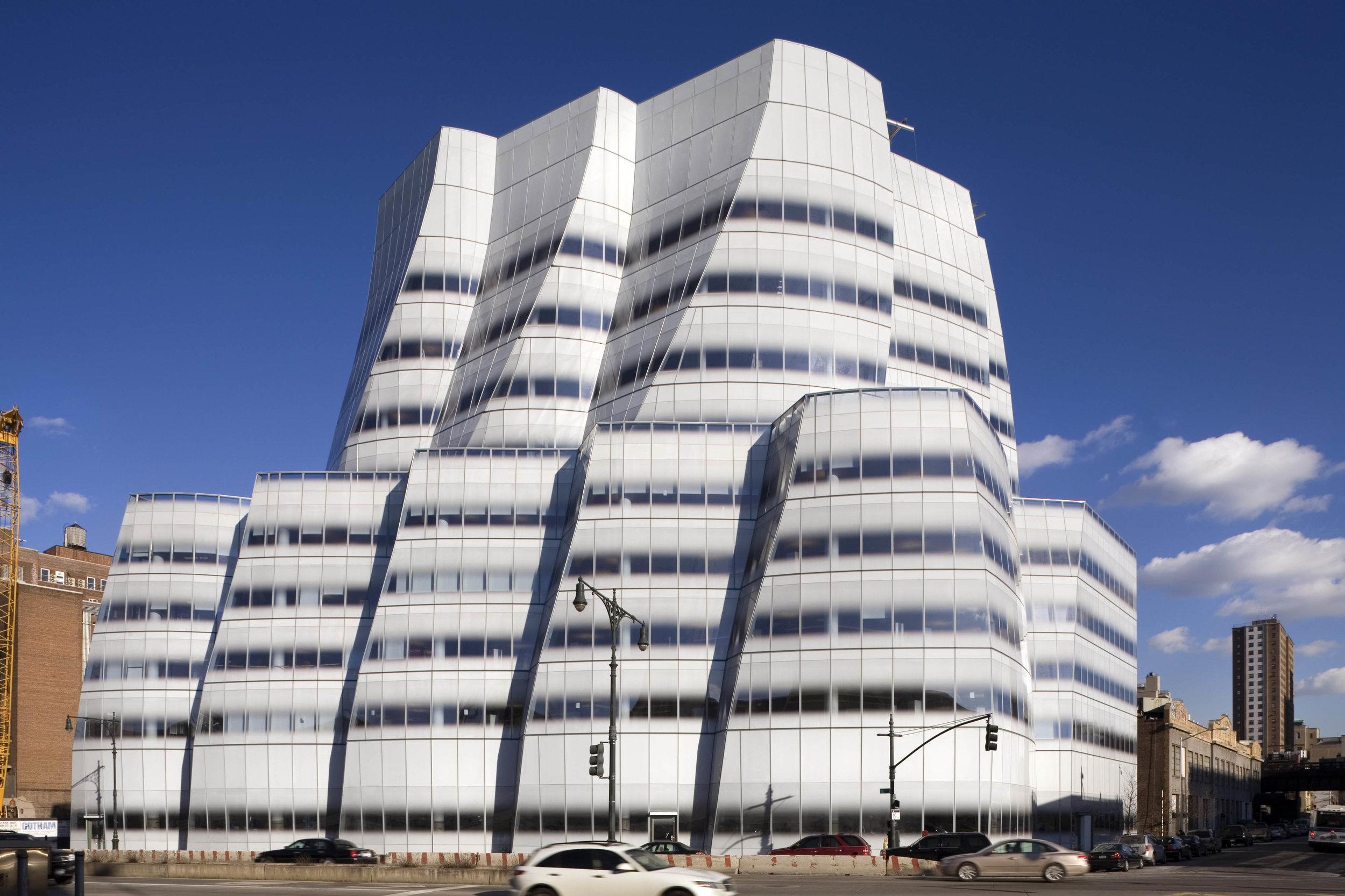 IAC Building, New York.