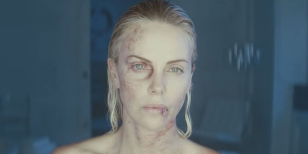 Charlize Theron, also in Atomic Blonde.