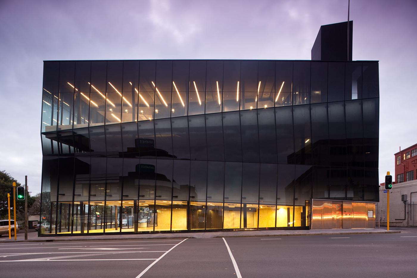 Commercial office building, Anvil, Mt Eden, Auckland, New Zealand.