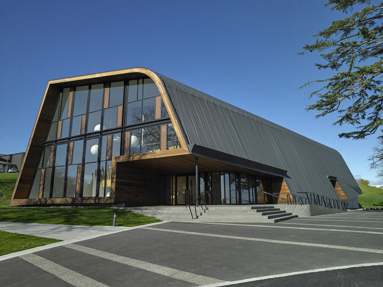 The Blyth Performing Arts Centre, Havelock North, New Zealand.