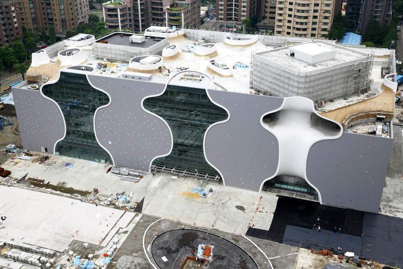 Tyoy Ito, Metropolitan Opera House, Taichung