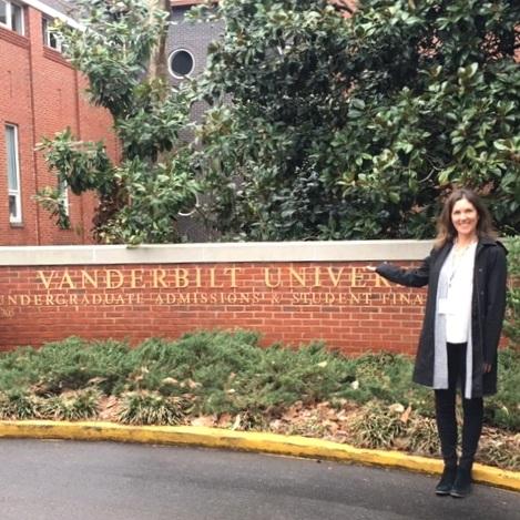 Kristen at Vanderbilt Universityjpg