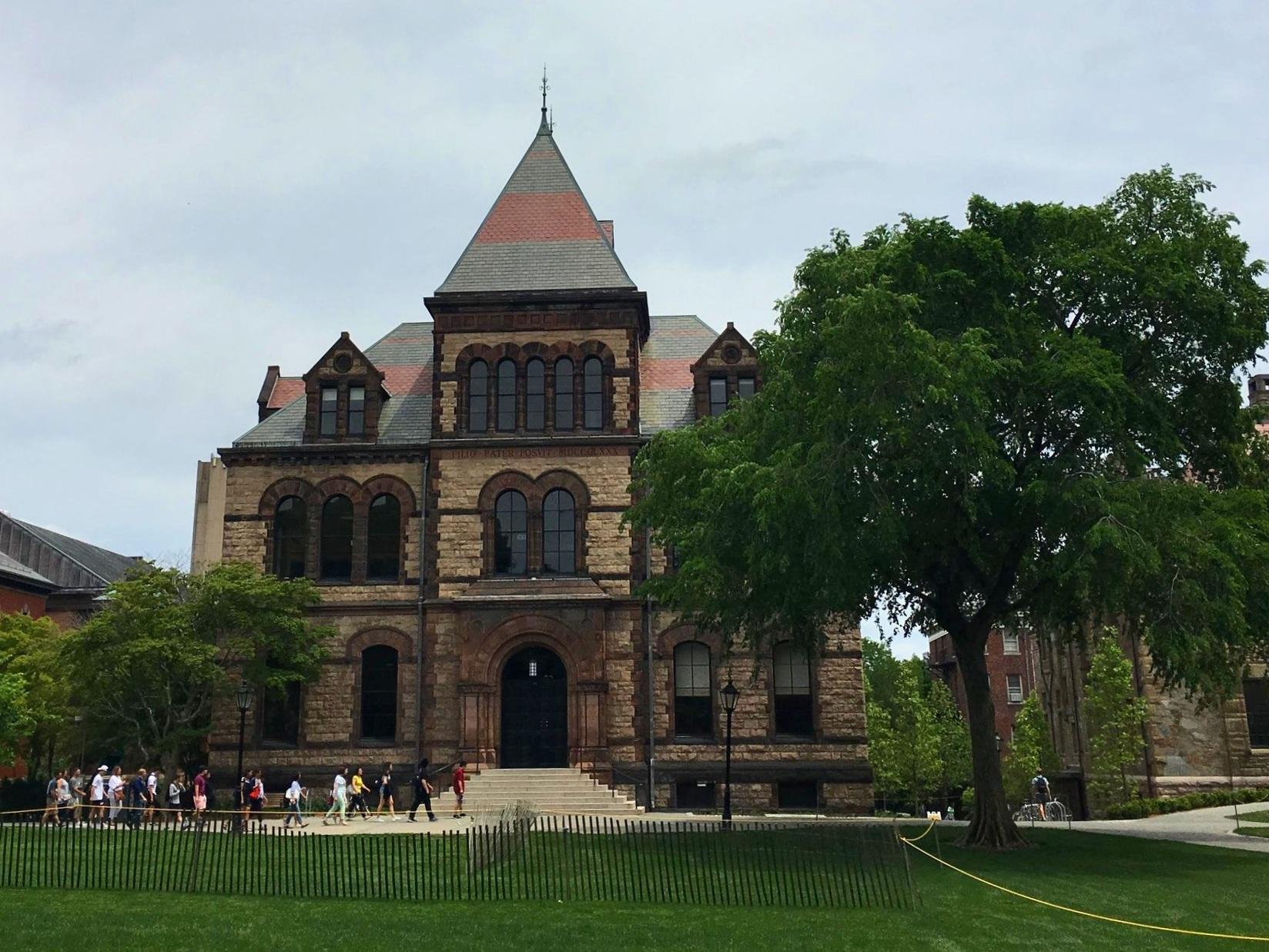 Rhode Island college visit, Summer 2019