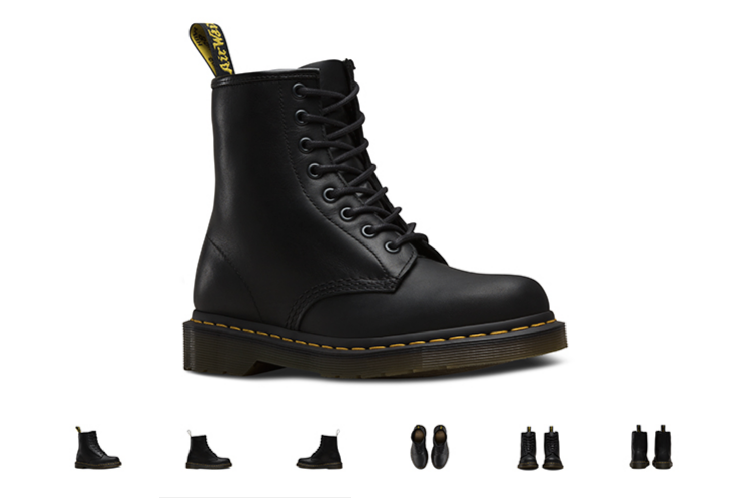 Gift guide for him-Dr Martens For Life Boots