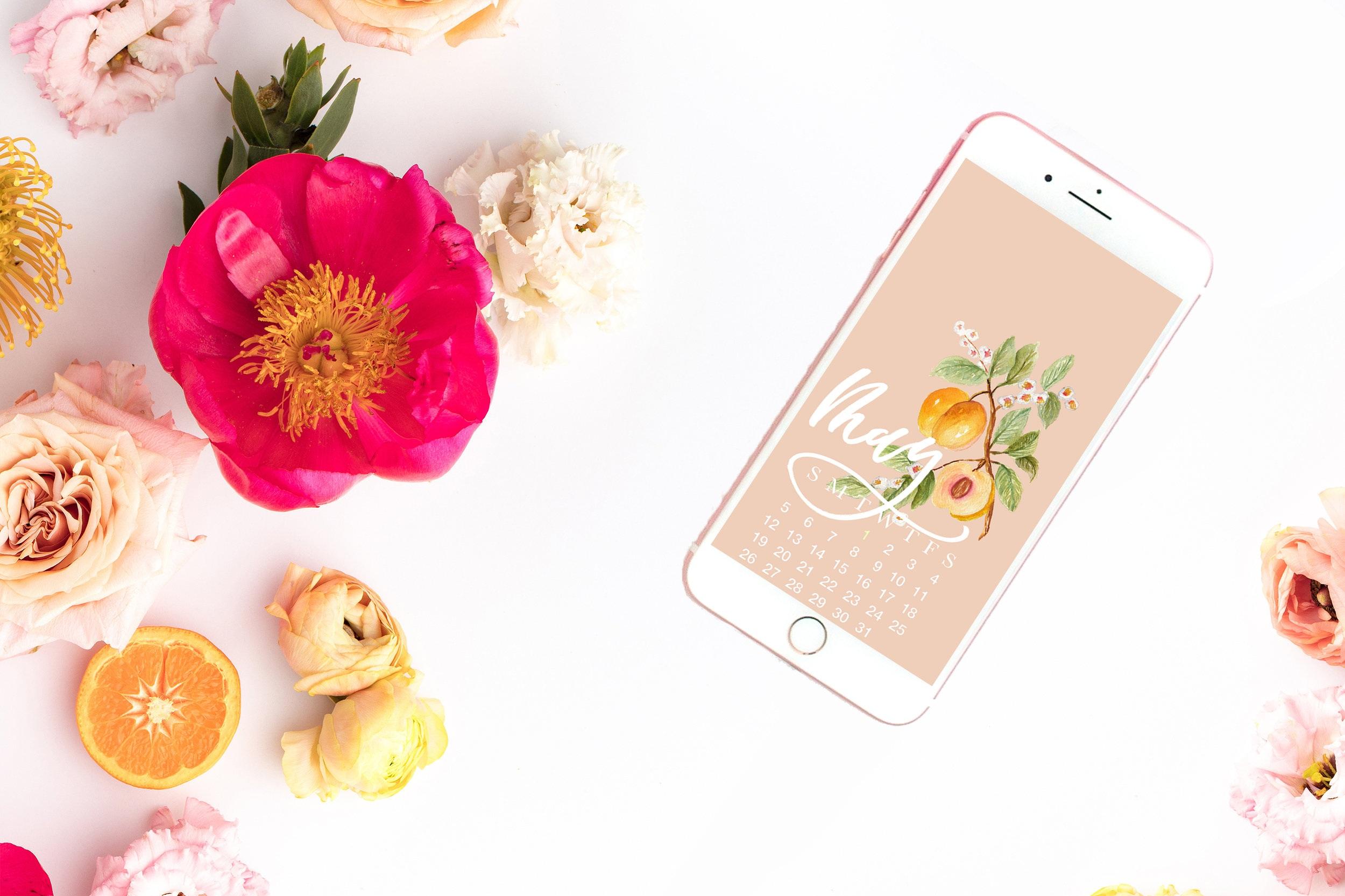 Free+May+2019+Desktop+and+iPhone+Calendar