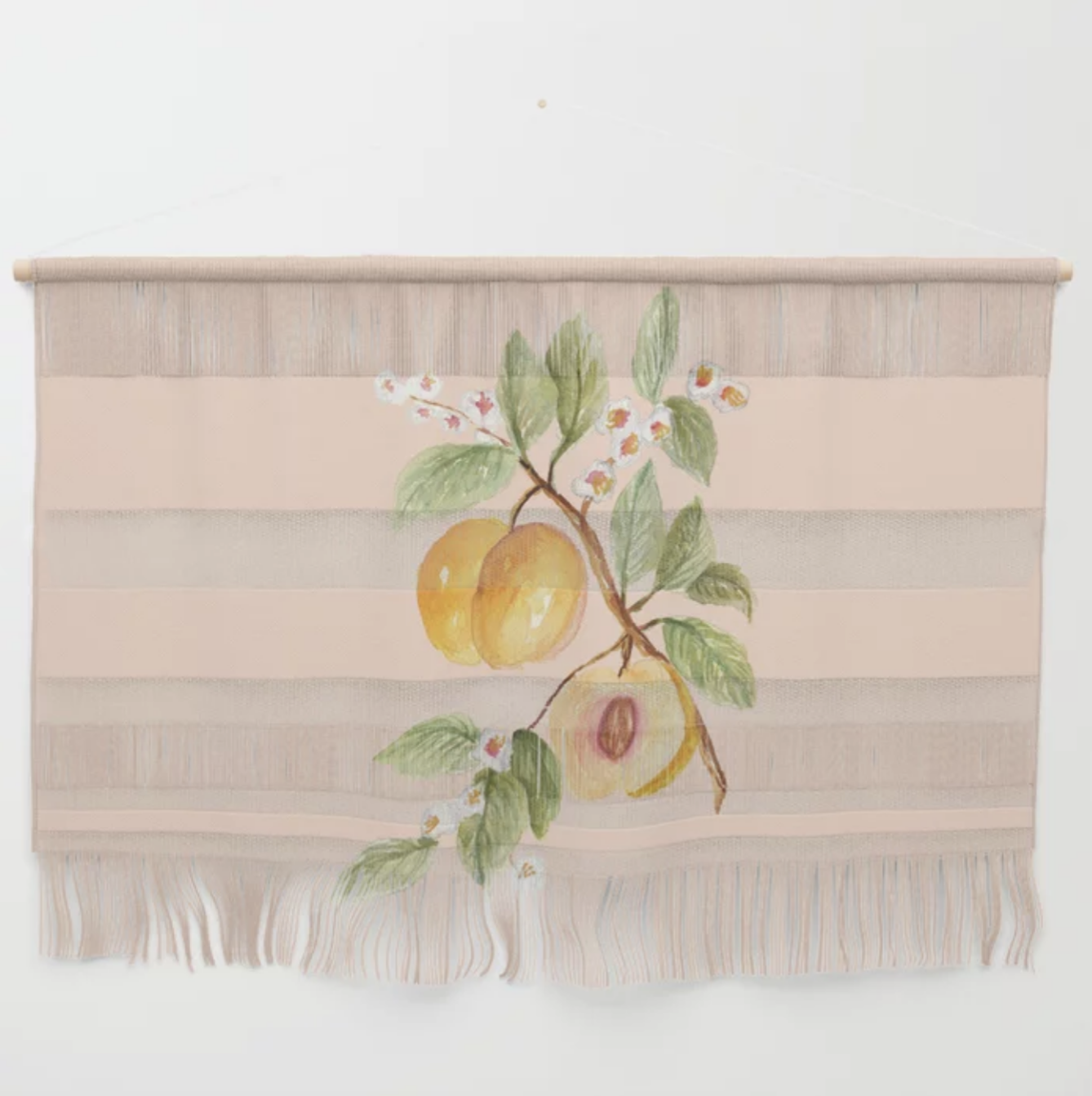 Peach Wall Hanging
