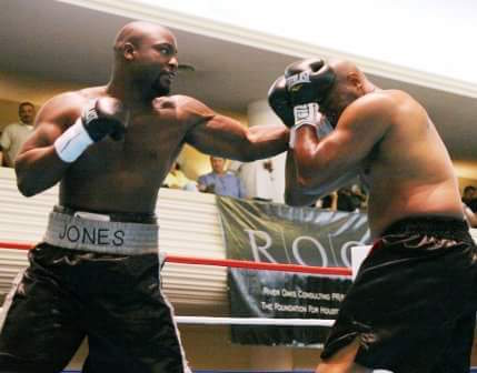 Justin Jones (Left)
