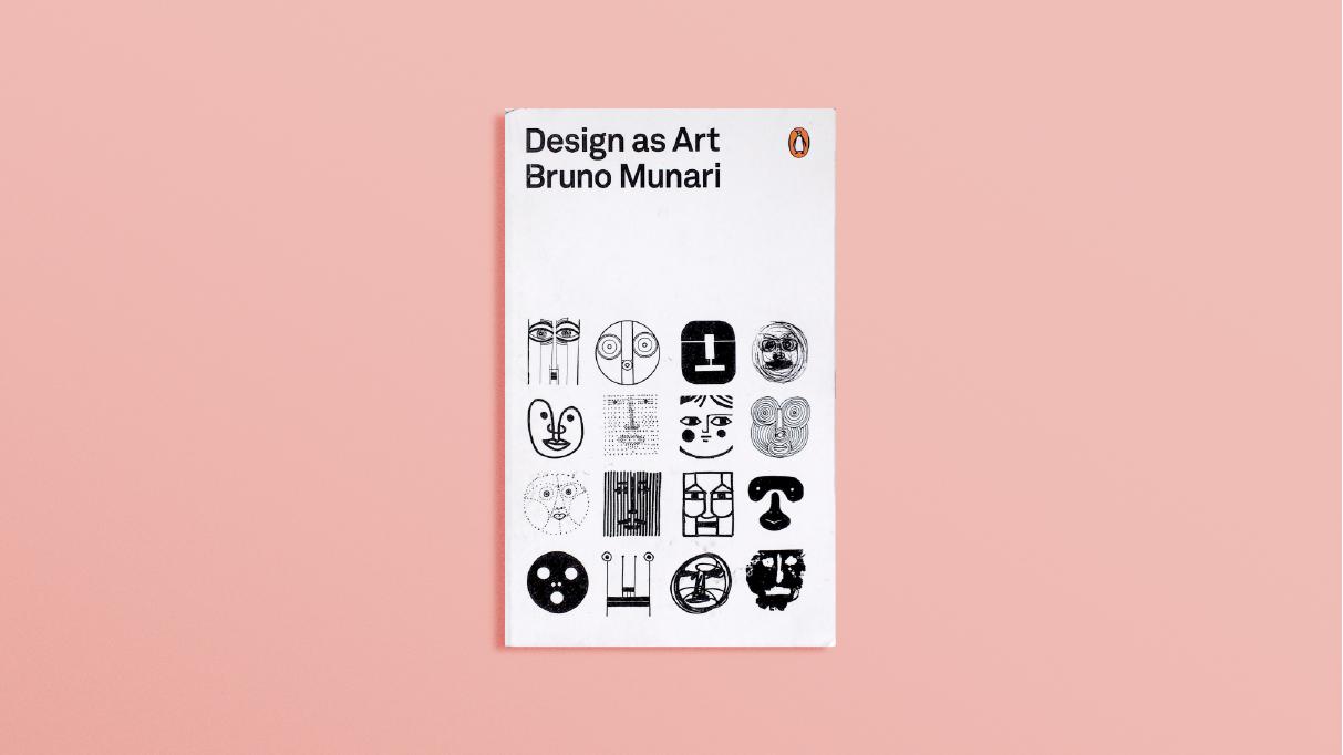 <b>Design as Art</b> by Bruno Munari
