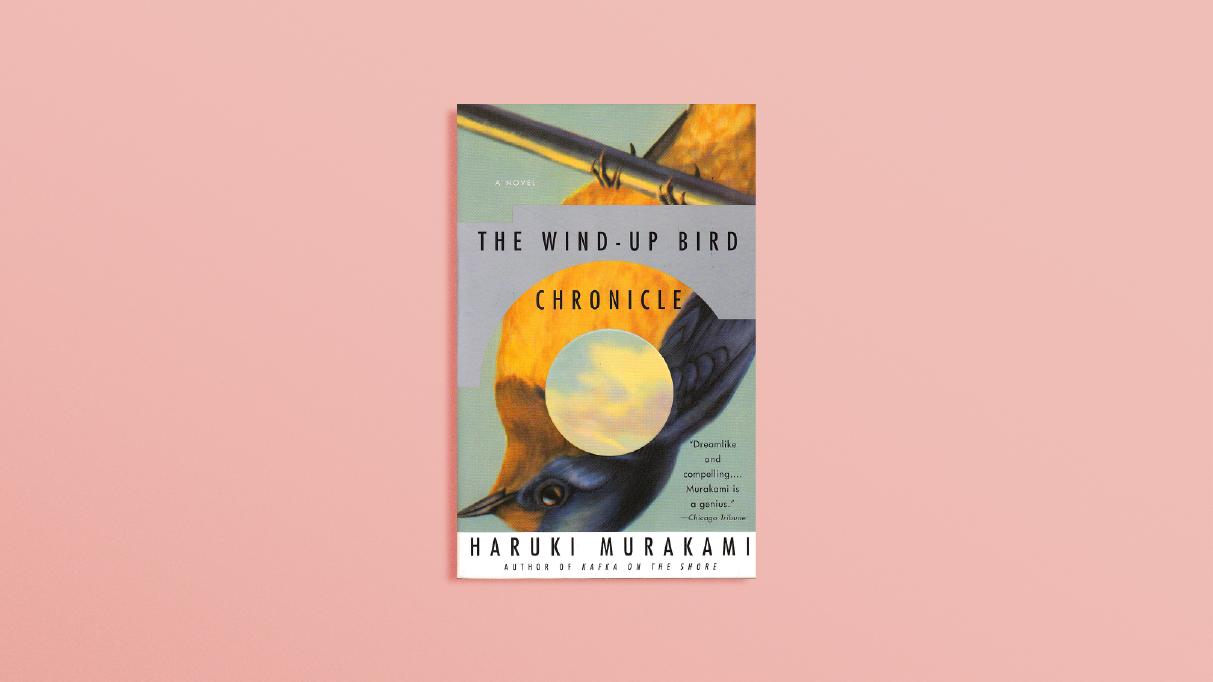 <b>The Wind-Up Bird Chronicle</b> by Haruki Murakami