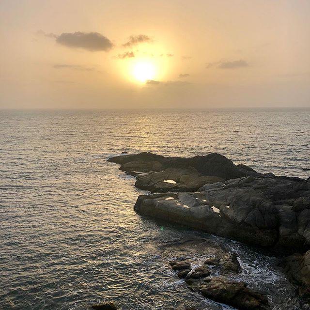Patnem, South Goa, India sunset #south Goa #travelers #sunsets #travelingacupuncturist #obxbalance