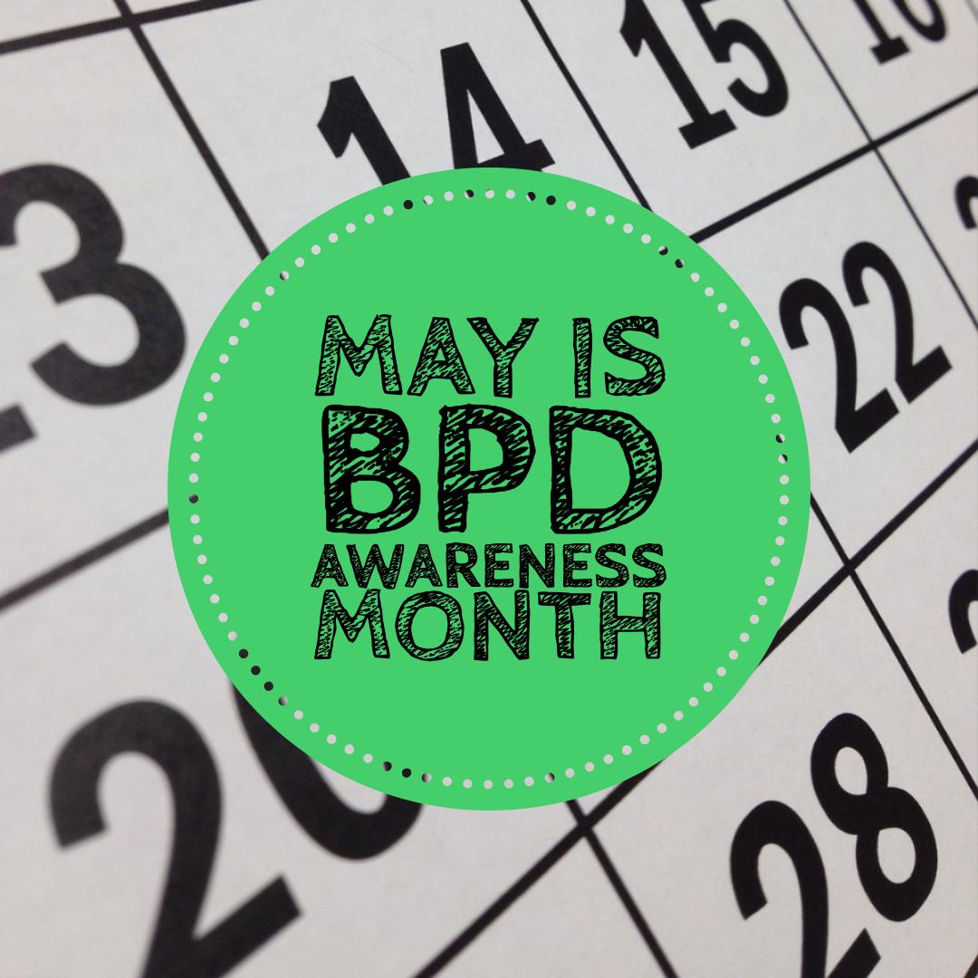 BPD Awareness Month