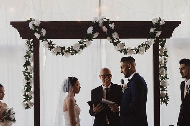 Happy one year to this sweet couple. To know them is to love them. I hope you guys have the best day celebrating! 🧡