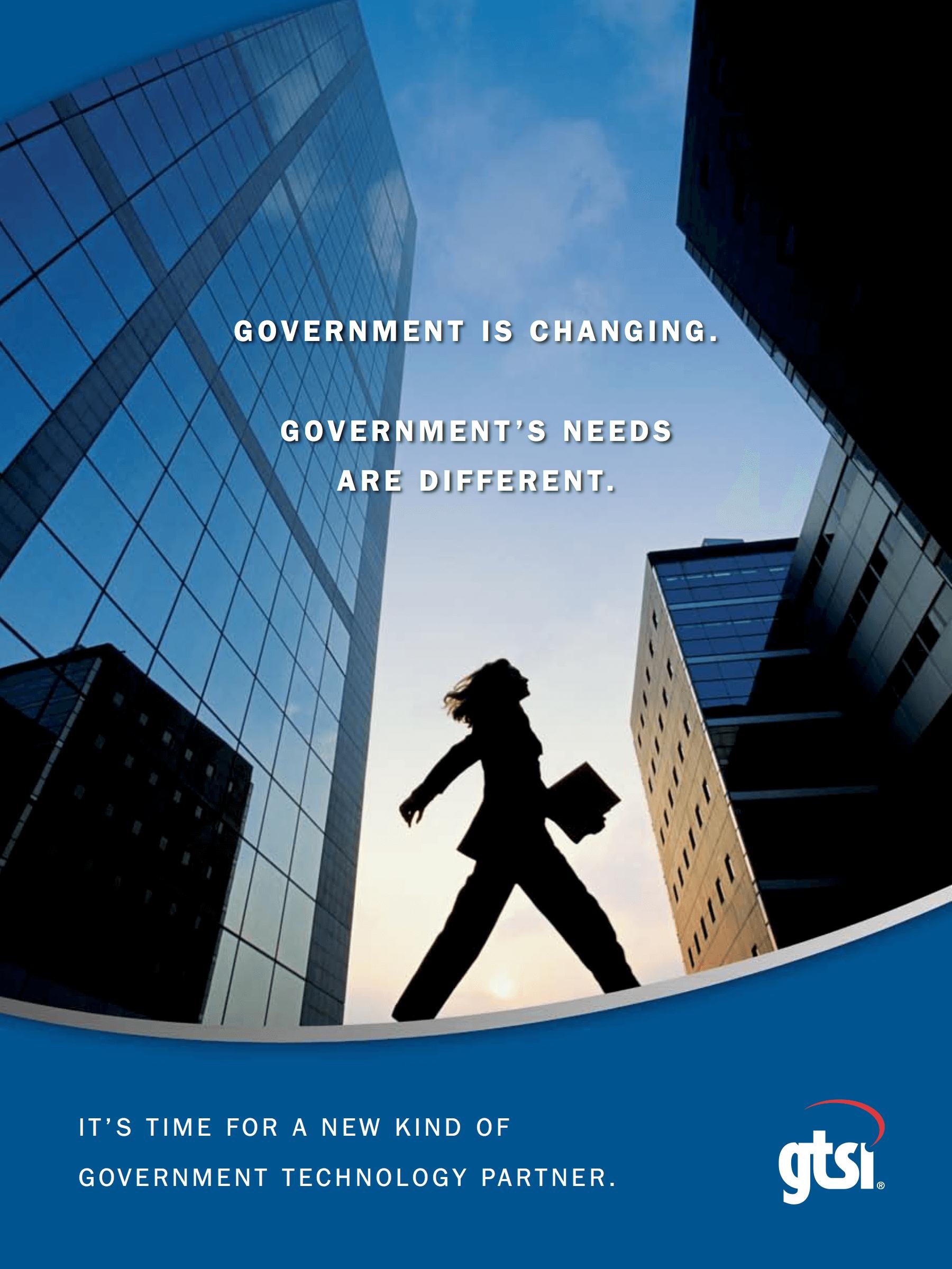 Corporate brochure / folder