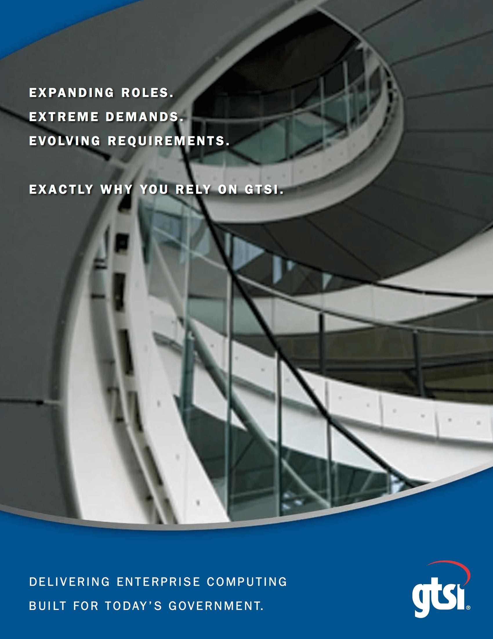 Enterprise Computing brochure