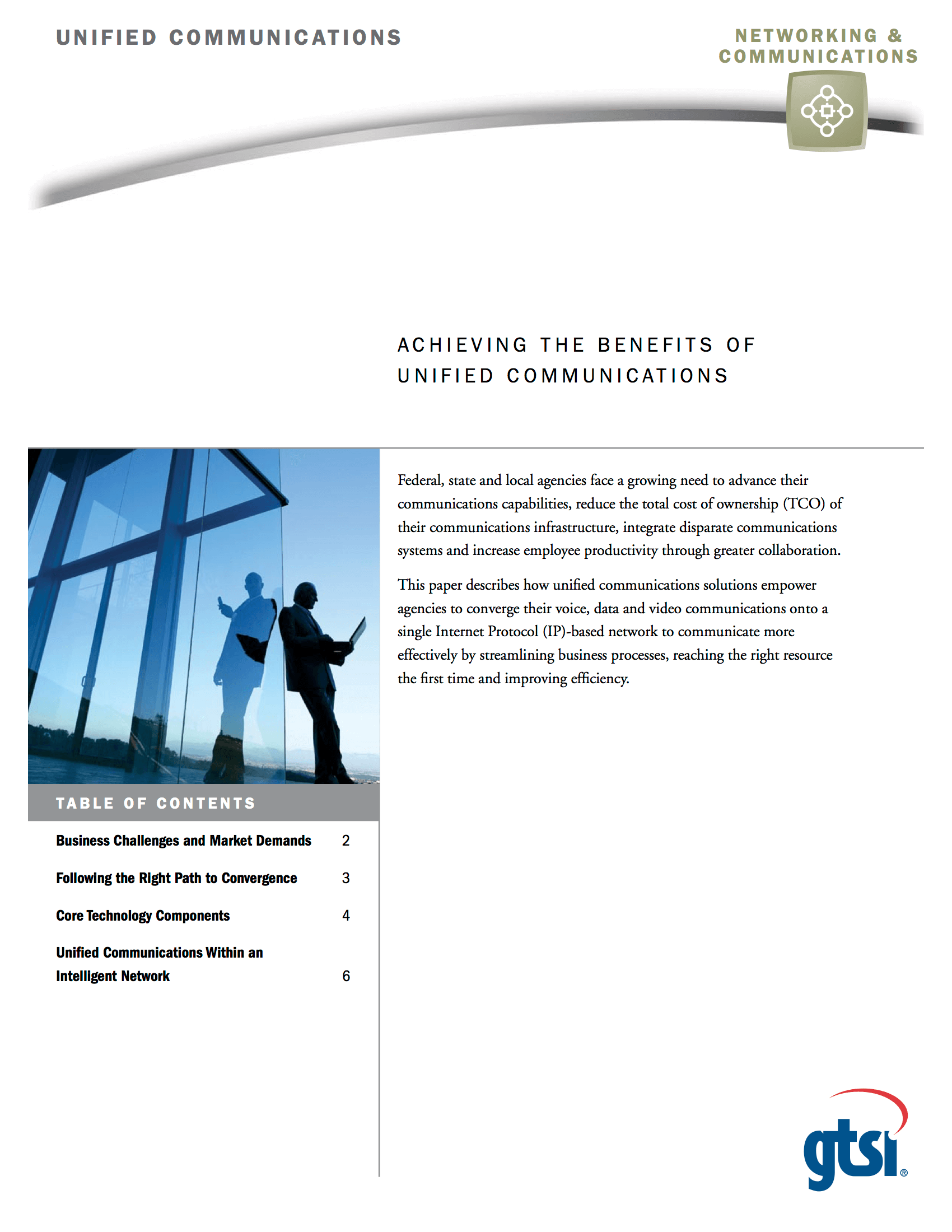 Unified Communications white paper