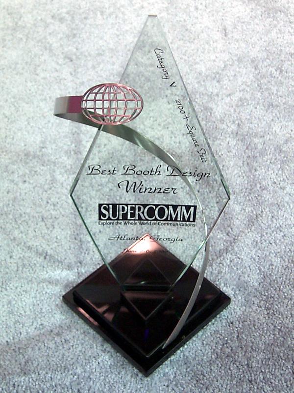 SUPERCOMM Best of Show